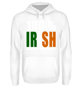 100 % IRISH