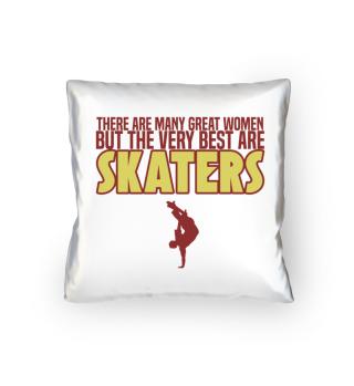 Skateboard Gift Geschenk Women Frauen