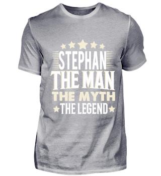 Stephan The Man The Myth The Legend