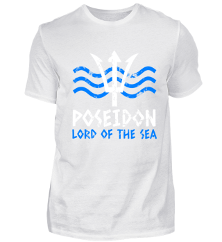 Poseidon Lord Of The Sea Griechenland