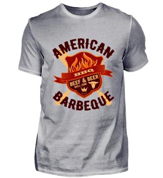 GRILL SHIRT · AMERICAN BBQ #1.1