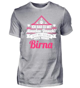 BIRNA - der Versuch
