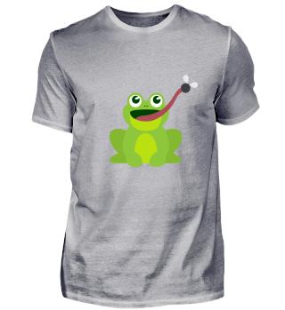 Kindermotiv: Frosch