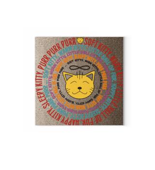 ★ Katzenlied - Kitty Song - bunt LW