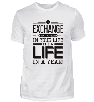 Exchange isnt a Year in your Life