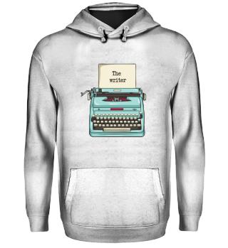 Writer: cool typewriter-design