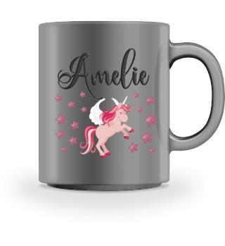 Amelie - Tasse mit Namen