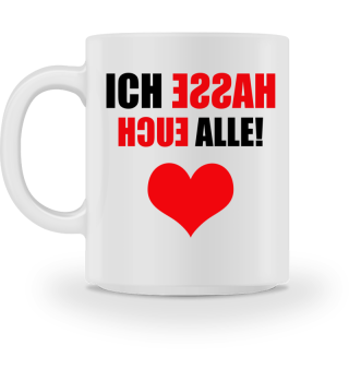 ♥ ICH HASSE... #4SR2T