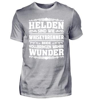 Whiskybrenner - Helden