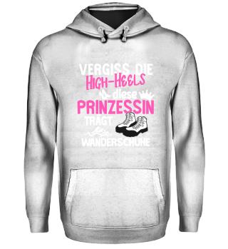 Berge Prinzessin Wanderschuhe