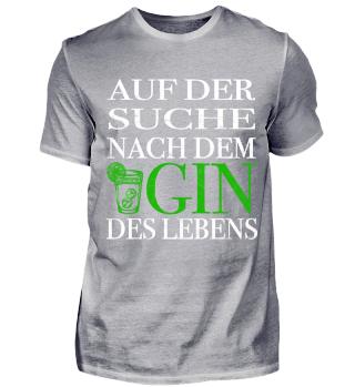 Auf der Suche nach dem Gin des Lebens