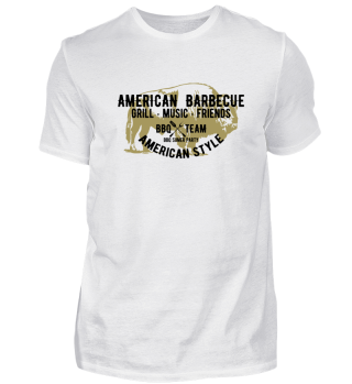 GRILL SHIRT · AMERICAN BBQ #3.2