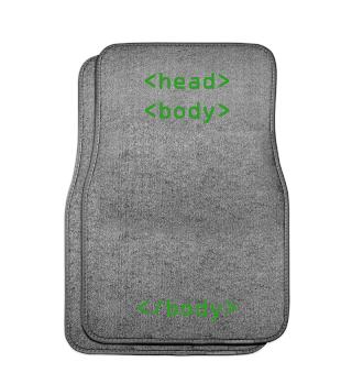 Head Body Html Tags