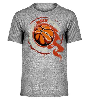 Basketball ist mein Sport