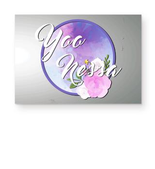 Yoo-Logo Poster