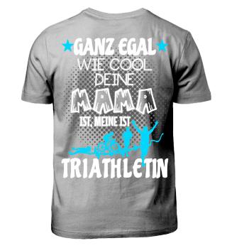 Meine Mama ist Triathletin!