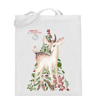☛ MERRY CHRISTMAS · DEER #5B