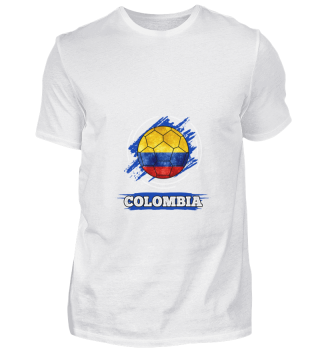 D003-0005 Country Flag Colombia / Kolumb