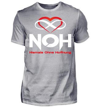 Herren Shirt im NOH Design (Schwarz)