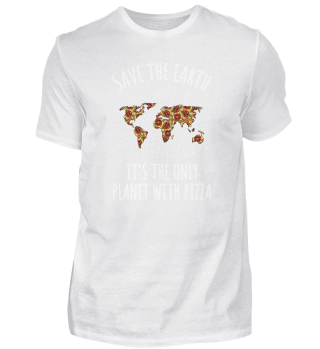 Save The Earth It's The Only Planet With