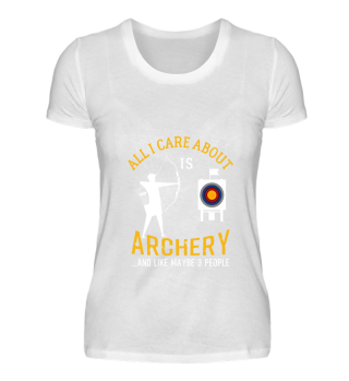 Archery And Beer Funny Gift