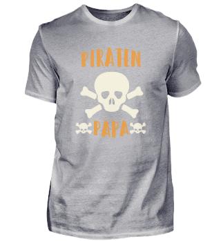 Piraten Kostüm Verkleidung Fasching Papa