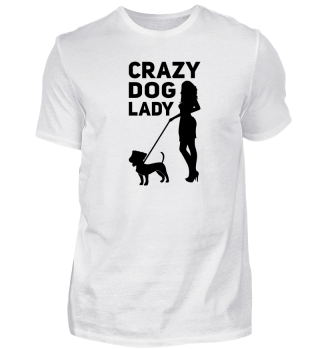 Crazy dog lady!