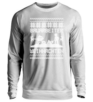 Bauarbeiter - Ugly Christmas