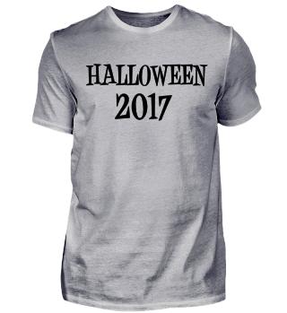 Halloween 2017 Halloween T-Shirt