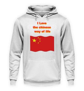 love the chinese way, china