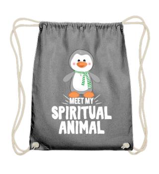 Meet my spiritual Animal Penguin