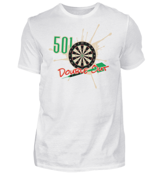 Dart - 501 Double Out