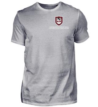 Herren Basic T-Shirt Logo 1