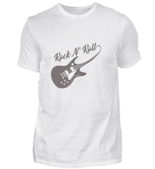 Rock N Roll Guitar | Guitarist Gift