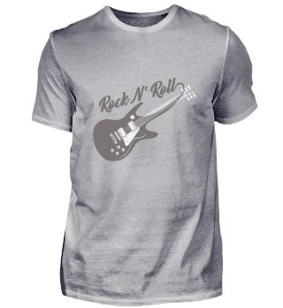 Rock N Roll Guitar | Guitarist Gift