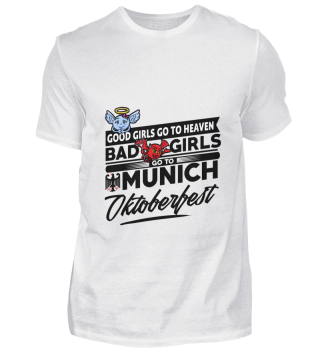 D001-0370B Bad Girls go to Munich Oktobe