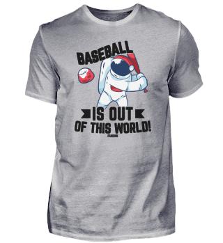 Baseball im Weltraum Pitcher