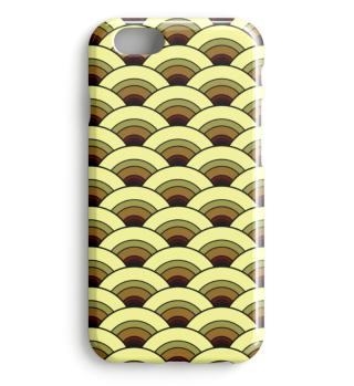 Retro Smartphone Muster 0099