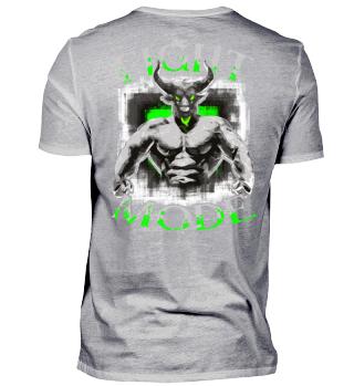 Fight Mode - Kampfsport - Gym Shirt