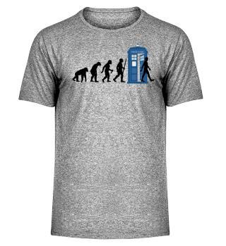 Evolution Of Humans - Police Box VI