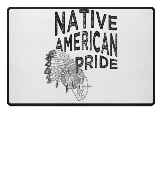 ★ Native American Pride Headdress Bow 1