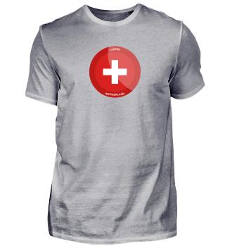 LUZERN Schweiz Kanton Design