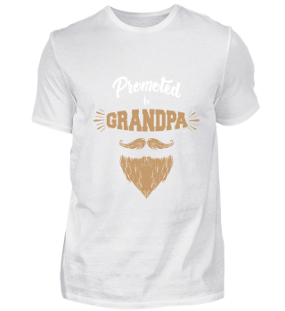 promoted to grandpa great gift for opa