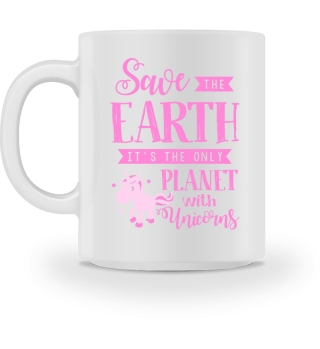 Unicorns: Save the earth! - Gift