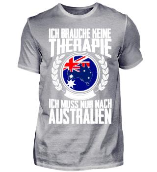 Therapie Australien Geschenk