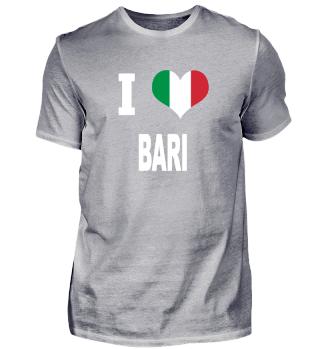 I LOVE - Italy Italien - Bari