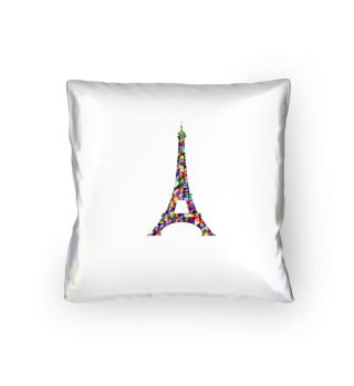 Paris   Eifelturm  Polygon