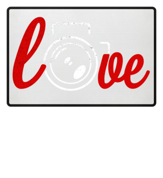 I Love Photography Photographer Photo