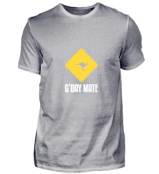G'Day Mate gift for Kangaroo Lovers