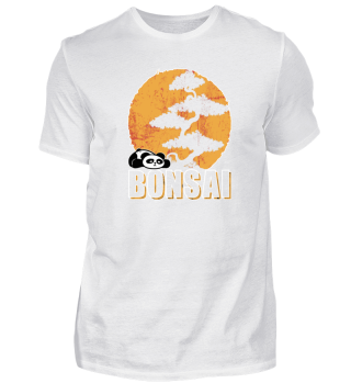 Bonsai Panda Yoga Shirt